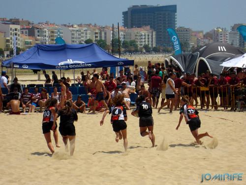Figueira da Foz Beach Rugby 2013 - Benfica vs Espanha (Feminino) (5) / Benfica vs Spain (Female)