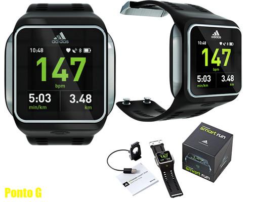 ac815e3b5bc A adidas apresenta o miCoach SMART RUN!