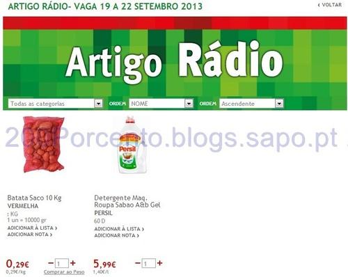 Artigo Rádio Jumbo