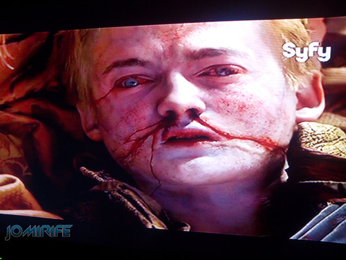 SPOILER Game of Thrones Prince Joffrey Dies