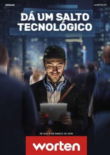Antevisão Folheto WORTEN Especial Tecnologia 14 a