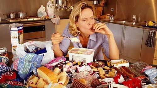 compulsão alimentar e bulimia