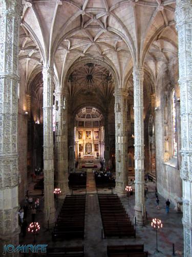Lisboa - Igreja Mosteiro dos Jerónimos (13) [en] Lisbon - Jeronimos Monastery Church