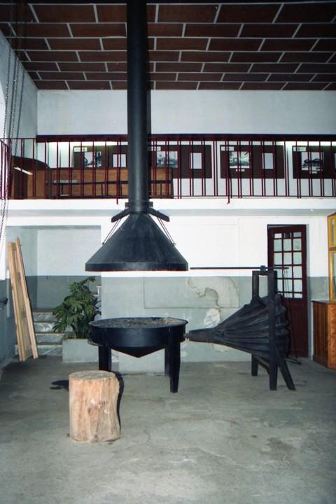 Museu dos Transportes Urbanos de Coimbra, pormenor
