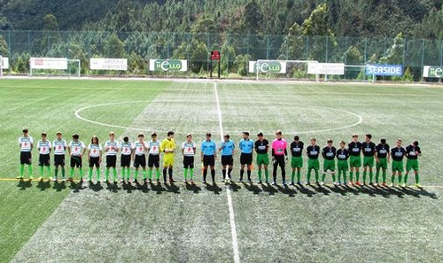 Pampilhosense - Povoense 12ªJ Torneio encerrament