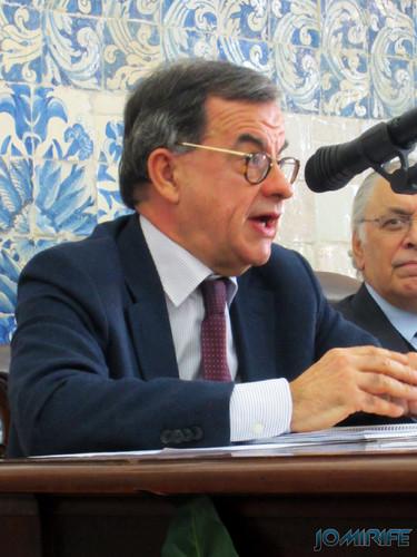 Guilherme d'Oliveira Martins em Coimbra na UC