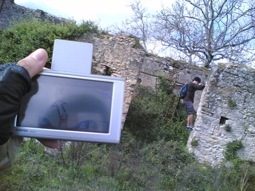 Geocaching: Em busca de um cache difícil