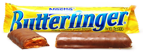 Butterfinger, outro clássico...