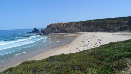 Praia de Odeceixe, Vila do Bispo