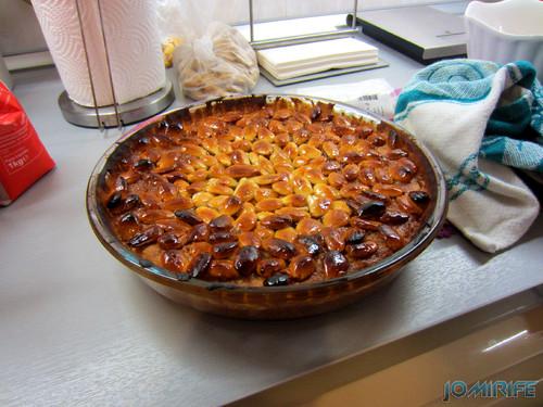 Bimby - Tarte de amêndoa [en] Almond tart