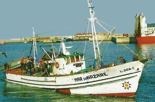 Mar da Nazare