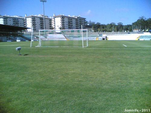 Naval x Benfica 2011-04-10 Relvado