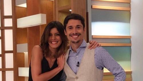 João Paulo Sousa e Andreia Rodrigues