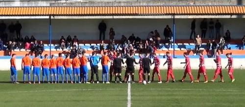Seniores Carregosense 0 SC S João de Ver 1