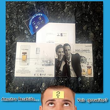 Amostras Esc.cocomore - Perfume DOLCE&GABBANA BEAUTY - [Recebido] Terminou! - Página 2 16576083_bfnyZ