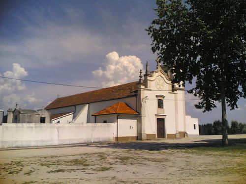 Igreja Matriz de Samuel (Soure)