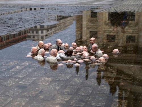 waiting for climate change-issac-cordal.jpg