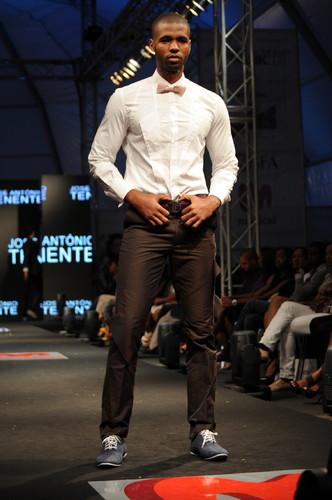 Vestido por José António Tenente