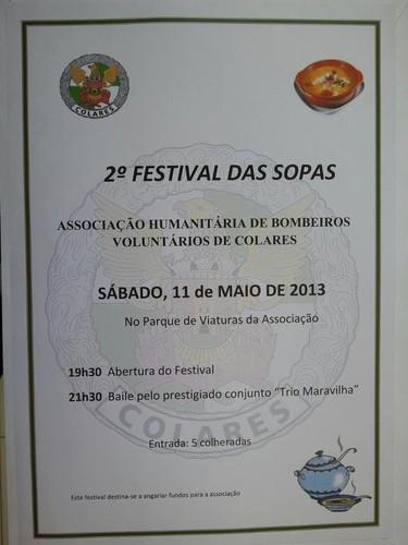 2.º Festival de Sopas de Colares