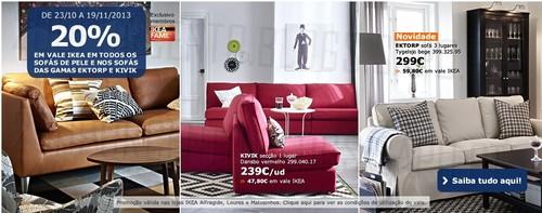 20% desconto | IKEA | Até 19 Novembro