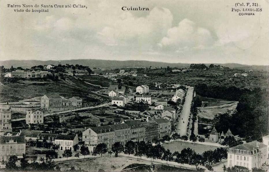 Fig. 13. Largo D. Luís (Praça da República) e R