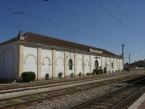 Núcleo Museológico dos Caminhos de Ferro