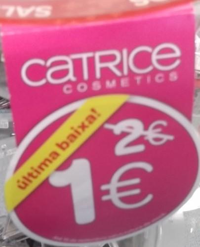 Catrice Cosmetics Acumulação Setembro