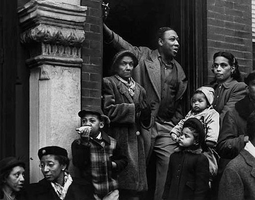 Mummer's Parade, New Year's Day, Philadelphia, 195