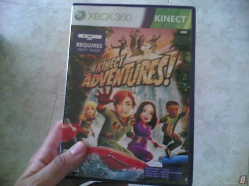 XboX 360 Kinect - Kinect Adventures! (jogo)