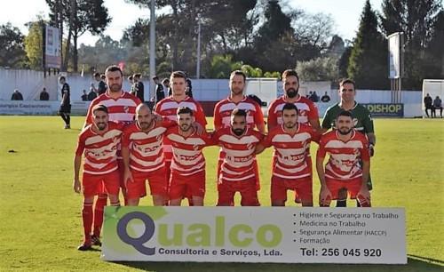 Seniores Taça AFAveiro SJVer 5 Argoncilhe 0