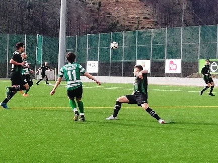 Pampilhosense - Ançã FC quartos final Taça AFC