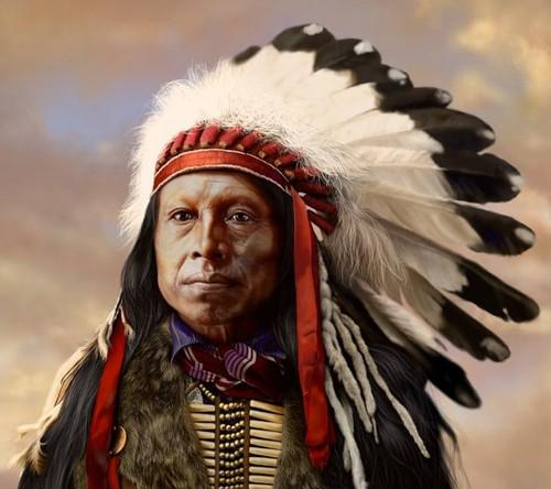 Índio norte-americano