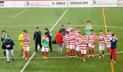 Juvenis SJVer 0 Gafanha 4 Taça Aveiro