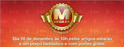 Mega24 | WORTEN | dia 10 dezembro