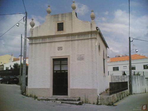 Tavarede - Capela de Santo Aleixo (Figueira da Foz