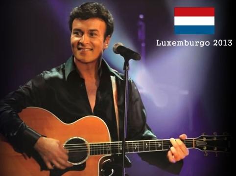Concerto Toni Carreira em 2013 no Luxemburgo