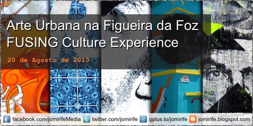 Blog Post: Arte Urbana FUSING na Figueira da Foz [en] FUSING Urban art in Figueira da Foz, Portugal