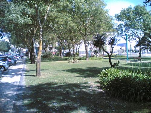 Buarcos: Jardim Parque Dr. Fernando Traqueia (Nort