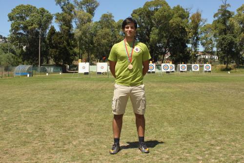 João Vicente CN Junior Homem Recurvo - 2012