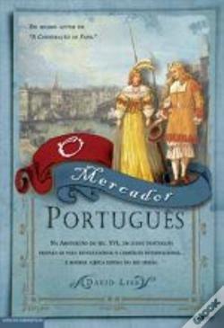 O Mercador Português, David Liss.jpg