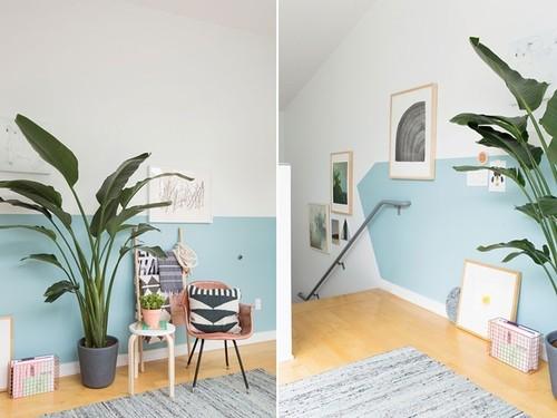 Refresque o design da sua casa com uma decoração verde (Imagem: www.tallersmariavictrix.blogspot.com.br)