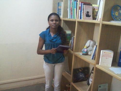 Bibliotecaria - Prof. Elsa  Cumbissa