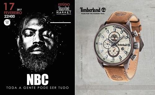 020965d87e0 Passatempo Relógio Timberland e Bilhetes Concerto NBC - Timberland Relógios  Portugal (Facebook)