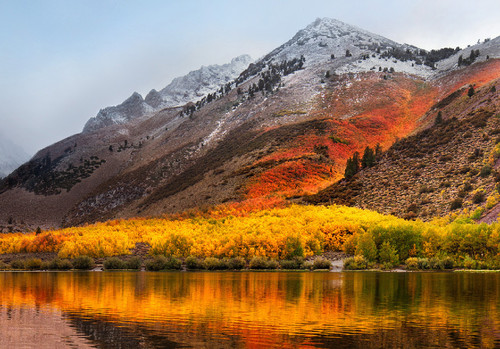 macOS High Sierra background image photo desktop