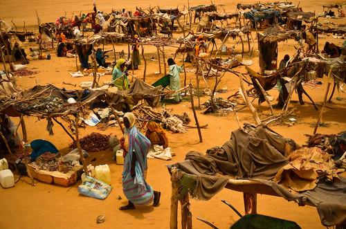 Darfur refugees camp in Iriba (Chad).jpg