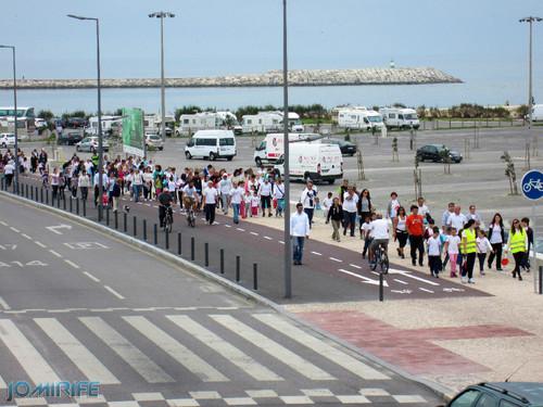 """Caminhada Solidária """"Coração Saudável, Coração Solidário"""" na Figueira da Foz - Avenida de Espanha/Parque das gaivotas (2) [en] Solidarity walk in Figueira da Foz Portugal"""