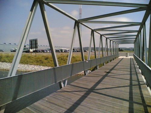 Centro de Alto Rendimento (M-o-v): Ponte pedonal