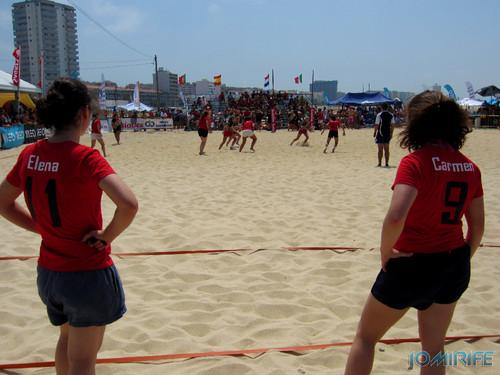 Figueira da Foz Beach Rugby 2013 - Equipa Feminina (2) / Women's team