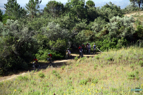 BTT Coimbra XCM 2012 Montemor (085) Aí vêm eles