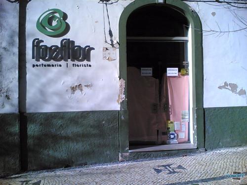 Florista FozFlor fechou (Figueira da Foz)